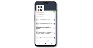 KUOW Newsroom Podcast Feed